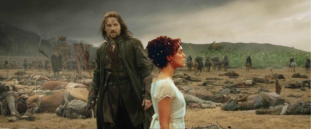 Aragorn and Liz